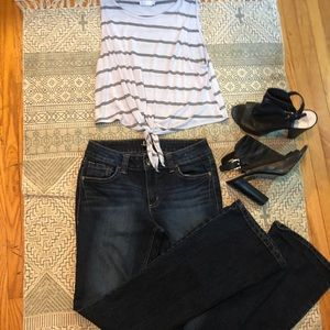 L.e.i Bootcut Denim Jeans